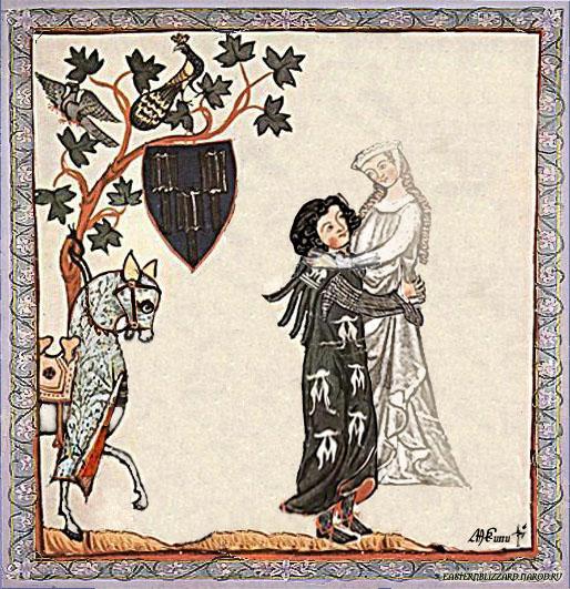 средневековые изображения: